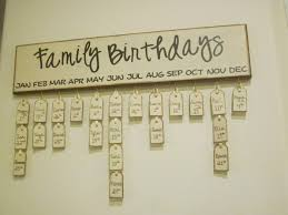gifts for grandmothers family birthday board birthday board family birthday board and