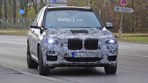 2018 bmw x3 spy photos motor1 com photos