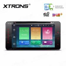 aliexpress com buy xtrons 2 din 6 95 inch android 6 0 octa 8