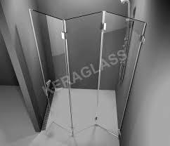 folding shower screen paris 3