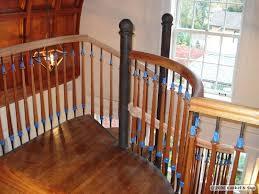 Spiral Stair Handrail Creating A Spiral Staircase Handrail