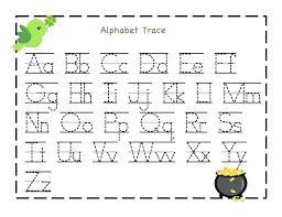 printable alphabet kindergarten free tracing worksheets for preschool and word tracing words