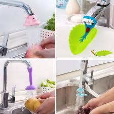 kitchen faucet extender faucet nozzle pink splash kitchen faucet purple faucet