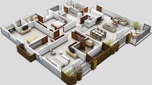 Flats Floor Plans by 3d Floor Plans Pleasant 19 3d Floor Plan Floor Plan Pinterest