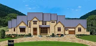 large country homes hill country plan 7500