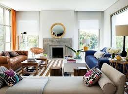 Two Different Sofas In Living Room How To Look With Two Different Sofas Living Room With