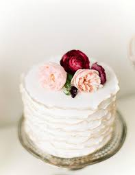 wedding cake layer wedding trend single tier cakes bajan wed