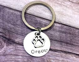 Remembrance Keychain Pet Keychain