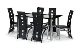 Leather Chairs For Dining Room by Chair Dining Room Table Leather Chairs With White Dining Room