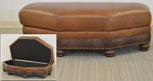 leather ottomans u2039 u2039 styles u2039 u2039 the leather sofa company