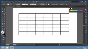 create a table chart free how to use grid tool in adobe illustrator cs6 youtube