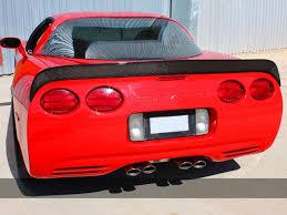 c5 corvette front spoiler 97 04 c5 corvette carbon fiber zr1 style front splitter