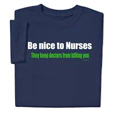 scary halloween t shirts warn u0027em wearing nice to nurses t shirt