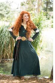 merida brave party character hire party princess productions