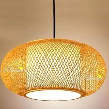 Pendant Lights Australia Modern Bamboo Pendant Light Modern Waved Bamboo Pendant Lighting