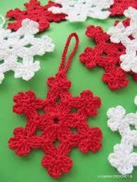 crochet free ornament pattern crochet simple