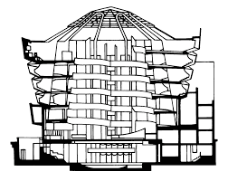 how to read architectural plans guggenheim nyc museums pinterest frank lloyd wright lloyd