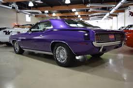 1970 plymouth cuda fusion luxury motors