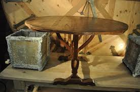 Wine Tasting Table Large Antique French Wine Tasting Table Sold