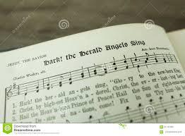 hark the herald angels sing christmas carol advent hymn editorial
