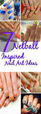7 netball nail art ideas the mummy toolbox