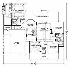 Simple House Plans House Floor Plans With Dimensions L 49bcdfaf796dcef7 Simple House