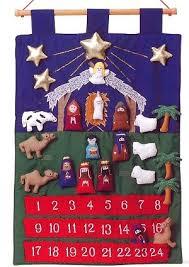 nativity advent calendar nativity advent calendar