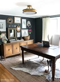 Home Office Design Best 25 Home Office Decor Ideas On Pinterest Office Room Ideas