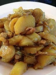 cuisiner des endives poêlée paysanne aux endives et sa cuisine gourmande et légère