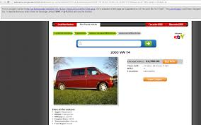 ebay scam 2003 vw t4 volkswagen campervan fraud 30 mar 15