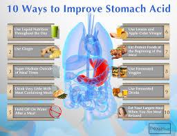 10 ways to improve stomach acid levels drjockers com