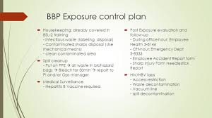 chemical hygiene plan bsl 2 laboratory safety exposure control