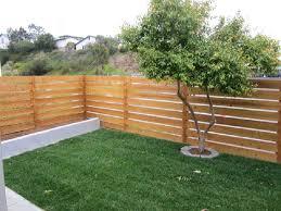 Backyard Fencing Ideas with Wood Fencing Designs U2013 Smartonlinewebsites Com