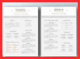 sample 2 page resume lukex co