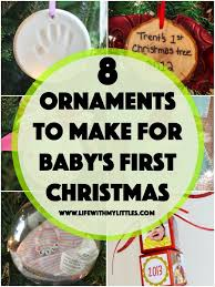 baby s ornaments you can make yourself with