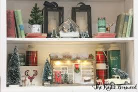 50 Yard Home Design Farmhouse Christmas Decor In The Kitchen