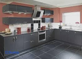 cuisine blanche carrelage gris sol carrelage gris pour déco cuisine élégant meilleurde meuble de
