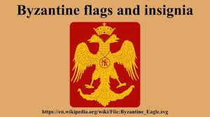 Byzantine Empire Flag Byzantine Flags And Insignia Youtube