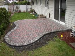 Backyard Stone Ideas by 92 Best Paver Patios Images On Pinterest Backyard Ideas Patio