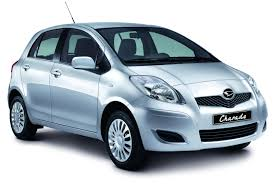 what a charade daihatsu takes toyota yaris leftovers to create a