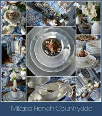 mikasa french countryside dinnerware u2013 home is where the boat is