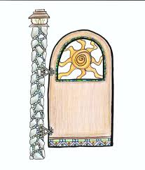 healing sun garden gate design plans the expressions of tessa