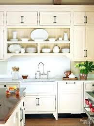 kitchen open shelving ideas open shelving kitchen home depot images diy subscribed me