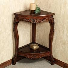 Industrial Accent Table Side Tables With Storage Canada Coffee Table Dark Round