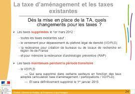 redevance bureaux réforme de la fiscalité de l aménagement ppt télécharger