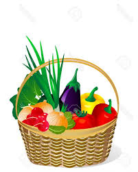 fruit and vegetable basket fruits and vegetables basket gallery of image may contain fruit