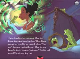 princess frog review kid ipad apps