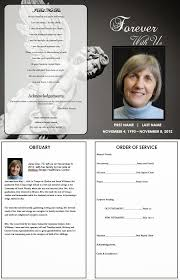 template for memorial service program the funeral memorial program what to include in a memorial