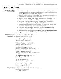 Sample Resume Police Officer by Resume Mortgage Loan Processor Resume