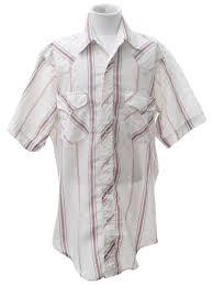 80s retro western shirt 80s ruddock shirts mens white berry
